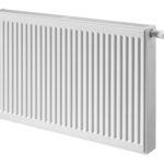 radiateur a eau chaude en acier delonghi