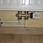 radiateur eau chaude installation