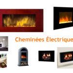 cheminee electrique murale leroy merlin