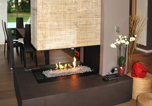 mod le cheminee insert gaz. Black Bedroom Furniture Sets. Home Design Ideas