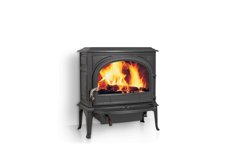 poele a bois jotul f500. Black Bedroom Furniture Sets. Home Design Ideas