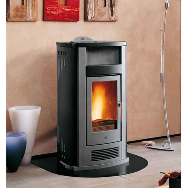 poele a granule piazzetta p960 f. Black Bedroom Furniture Sets. Home Design Ideas