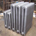 radiateur fonte a eau