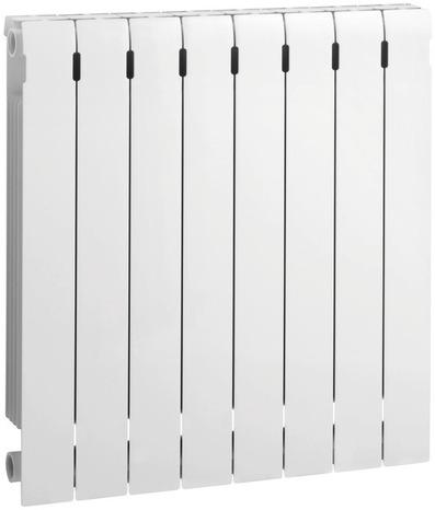 Photo radiateur fonte alu brico depot - Radiateur basse temperature fonte ...