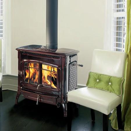 avis poele a bois rustique. Black Bedroom Furniture Sets. Home Design Ideas
