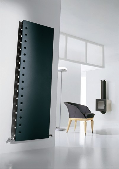 radiateur electrique design vertical. Black Bedroom Furniture Sets. Home Design Ideas