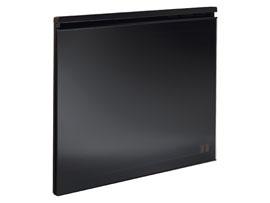 radiateur rayonnant en verre avis. Black Bedroom Furniture Sets. Home Design Ideas