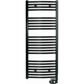 seche serviette electrique nero rondo 600 w. Black Bedroom Furniture Sets. Home Design Ideas