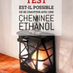 cheminee bio ethanol chauffe t elle
