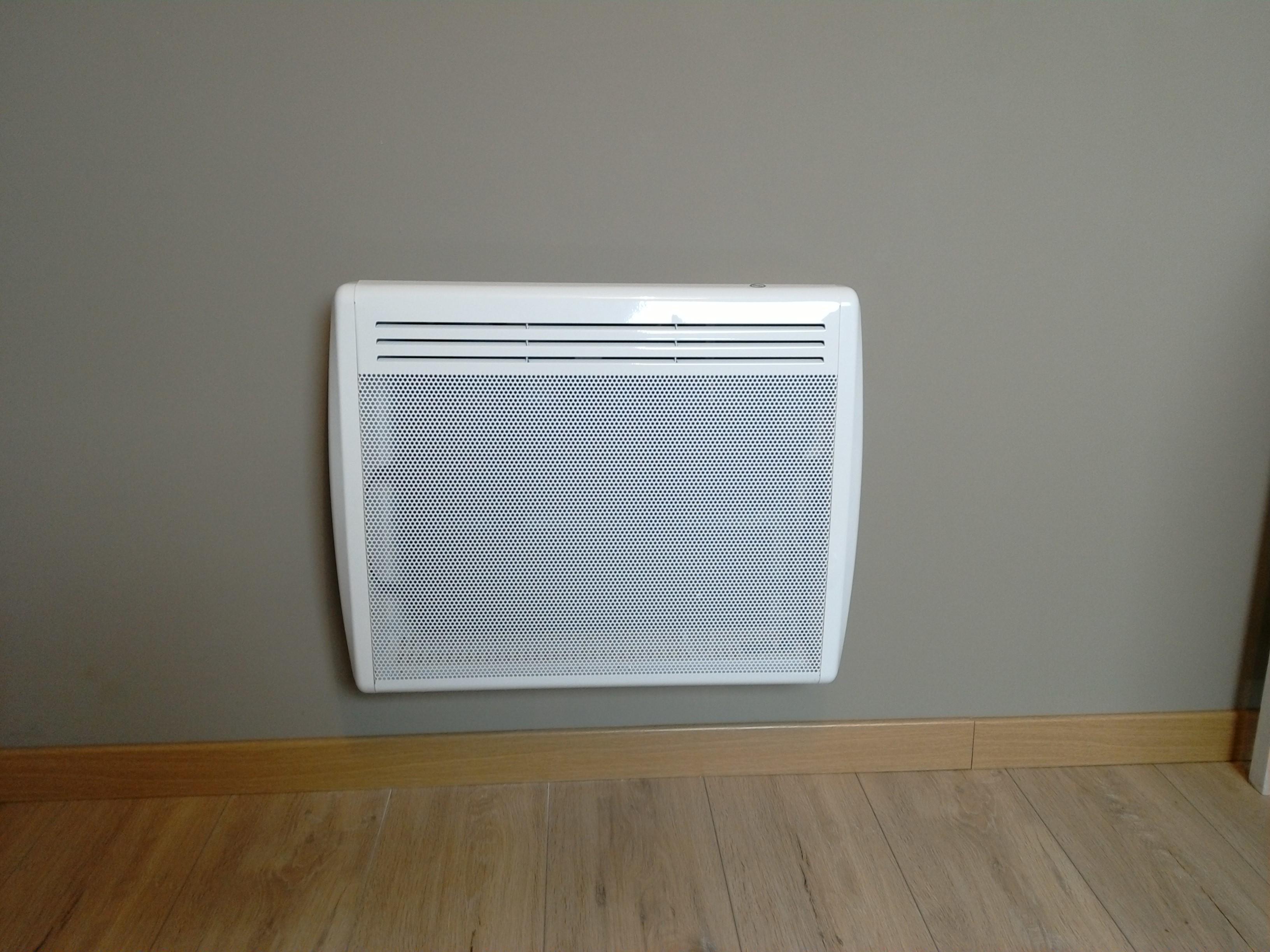 Diffrence convecteur radiateur top beautiful panneau for Panneau rayonnant ou inertie