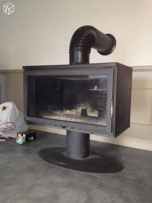 achat poele a bois oxana. Black Bedroom Furniture Sets. Home Design Ideas