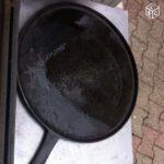 poele en fonte pour galette