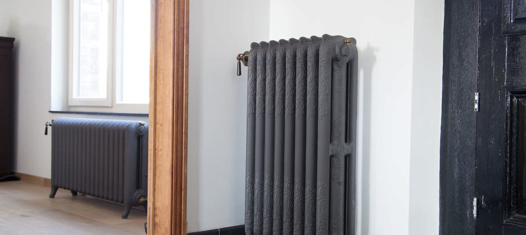 exemple radiateur fonte vintage. Black Bedroom Furniture Sets. Home Design Ideas