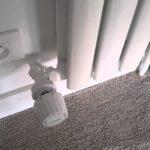 radiateur a eau qui siffle