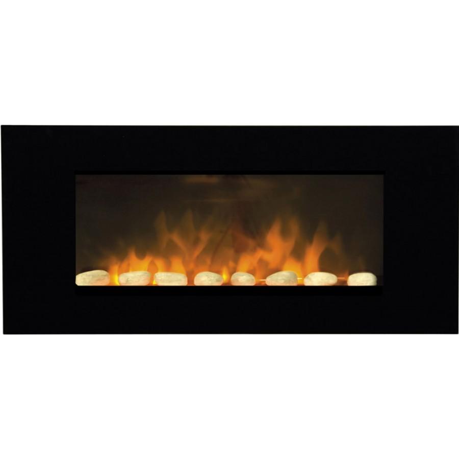 photo cheminee electrique avec thermostat electronique. Black Bedroom Furniture Sets. Home Design Ideas