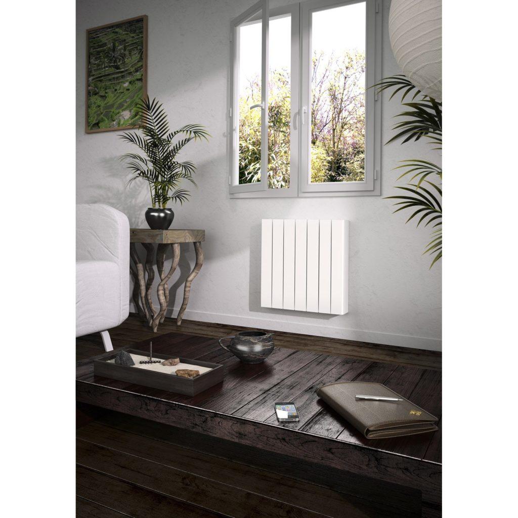 radiateur inertie seche 1500w radiateur lectrique inertie. Black Bedroom Furniture Sets. Home Design Ideas