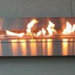 cheminee ethanol design sans conduits 3 bruleurs