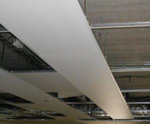 panneau rayonnant eau chaude pour plafond