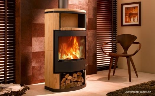 ambiance poele a bois a accumulation. Black Bedroom Furniture Sets. Home Design Ideas