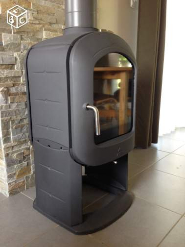 photo poele a bois jotul f250. Black Bedroom Furniture Sets. Home Design Ideas