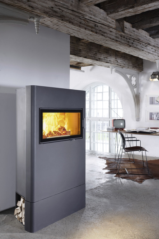 photo poele a bois yan xtra. Black Bedroom Furniture Sets. Home Design Ideas