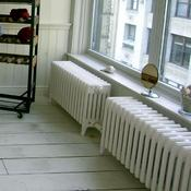 radiateur eau haute temperature