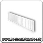 radiateur electrique horizontal sous fenetre