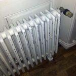 radiateur electrique ne chauffe pas