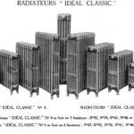 radiateur fonte 3500w