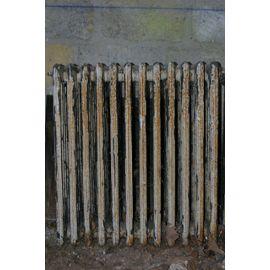 Photo radiateur fonte 6 colonnes occasion - Radiateur fonte occasion ...