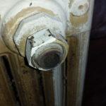 radiateur fonte joint