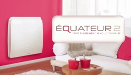 radiateur rayonnant distance meuble