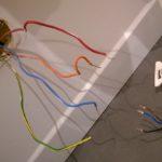 seche serviette electrique branchement
